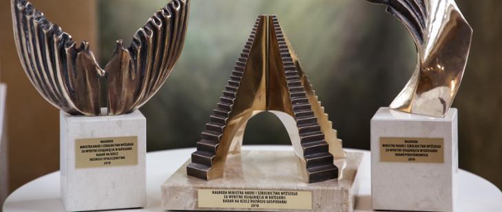 Nagroda Ministra Nauki i Szkolnictwa Wyższego